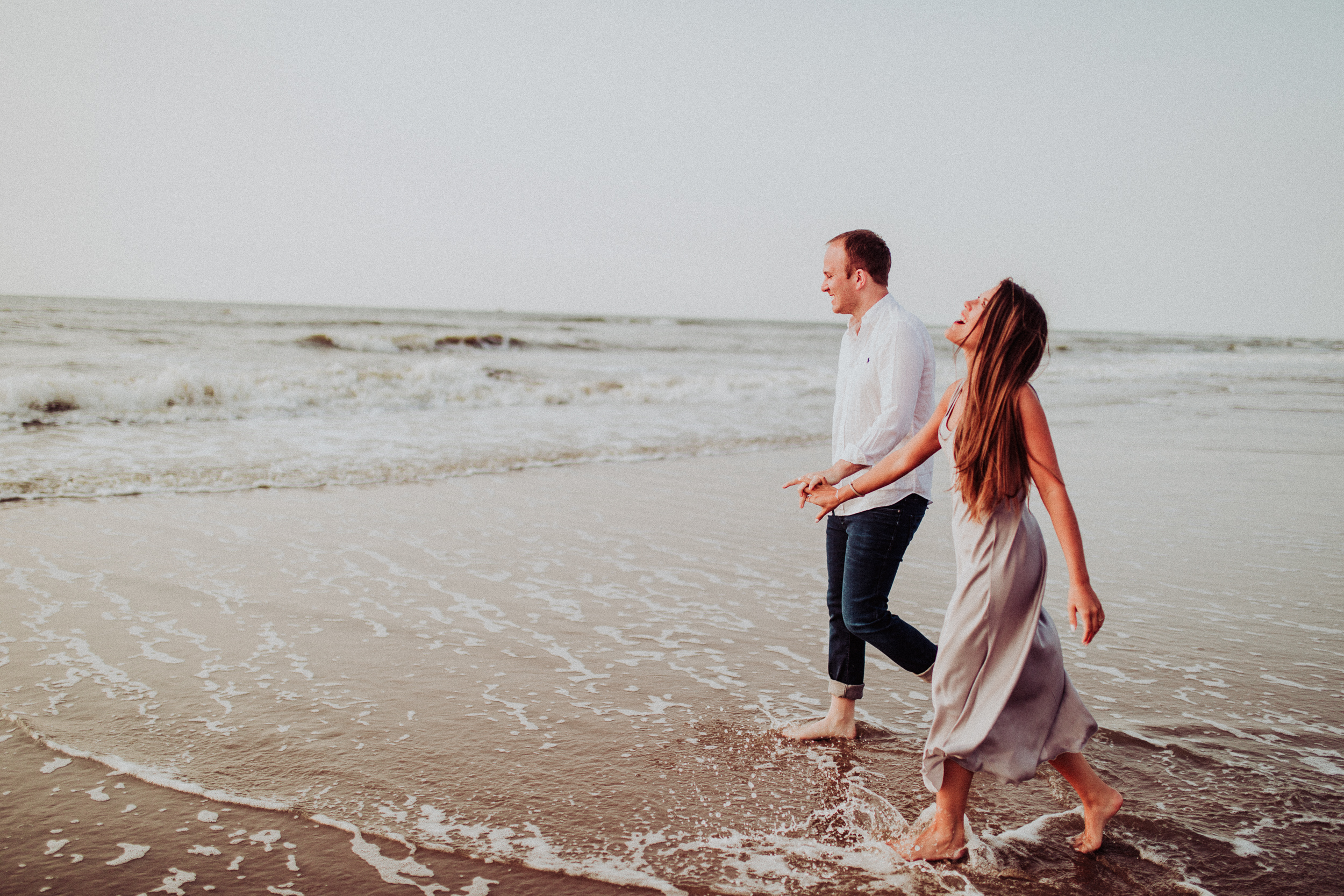 Lovestory Beach Engagement Shooting